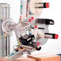 Alpha HSM Label Applicator - A high-performance and universally adaptable system