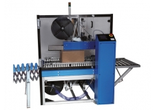 Gummed paper taping machines - Sealing boxes with gummed paper is easier than ever.