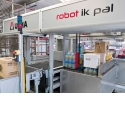Robot IK PAL - The innovative multi-reference palletiser of ULMA.