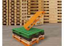 Wood pallets - The Group Archimbaud offers a large range of 100% made in France products, made of tree species coming from forests managed according to the PEFC label : standardized pallets (CP, VMF, EPAL) or custom pallets, meeting your needs. The company also has paint booths as well as drying cells and provides treatments approved under ISPM No 15. Nearly all the pallets timber comes from sawing lines of the Group Archimbaud, ensuring security of supply, combining quality and quantity.