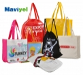 Shopping &Carrying Bags - We produce recyclable & eco-friendly, Turkey origin totebags made of cotton, non-woven, pp-woven and polyester materials.