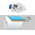 Coated Paper / PE, Alu/PE/Kraft Paper, Clear-White-White&Blue PE Film, Coated Paper/Alu/PE, PET/ALU/PE, EVOH &PA, Household Alu Foil