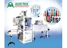 Shrink packaging & machinery - Printable shrink film, shrink sleeves W / high quality printing colors, shrink tubes & preformed bands, shrink sleeving machinery