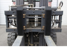wuBump - Shock absorber on the fork back of material handling equipment