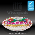Printed plastic plates - Feel yourself private, premium service in your private label projects