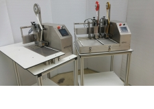 Adhesive application machine