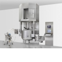 Single pot system VMA LB Bohle - Great granulation/short drying