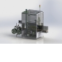 R400 - High speed single head Shrink sleeve applicator