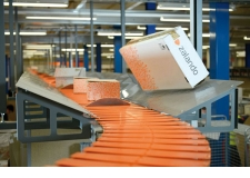 Denisort - High speed sorting line, energy-saving.