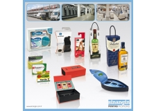 Packaging products - Carton folding boxes, rigid boxes, pet boxes, boxes with window patching, luxury boxes (with metallized paper coating or artificial leather), leaflets,outserts