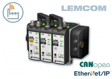 LEMCOM, MINI-VACUUM PUMP WITH FIELDBUS COMMUNICATION