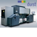 Durst Tau 330 E inkjet label press - New tau 330 E: Economy, Evolution, Efficiency.