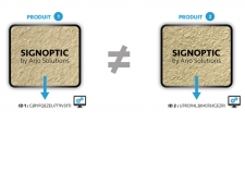 SIGNOPTIC - Unitary product authentication thanks to material fingerprint