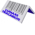 Lunaxe Traçabilité - Adhesive tapes for labelling