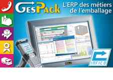 GESPACK - ERP for cardboard, corrugated and packaging industries.