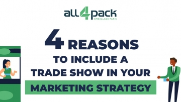 4 reasons to include a trade show in your marketing strategy