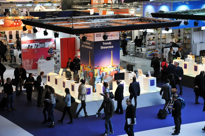 All4pack paris highlights on the agenda in 2016 salon - Salon intralogistics ...