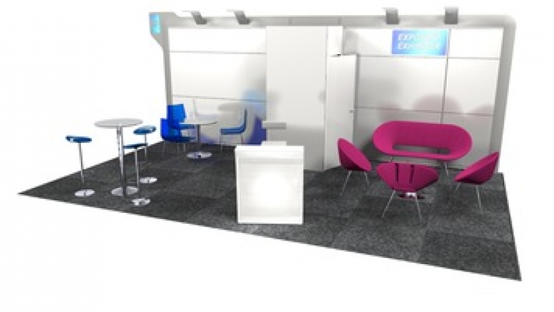 Exhibition Stand Options : Discover our fitted stand options to exhibit at all pack